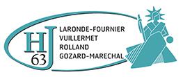 SCP LARONDE-FOURNIER - VUILLERMET - ROLLAND - GOZARD-MARECHAL Huissiers de Justice à Clermont-Ferrand dans le Puy de Dôme (63)